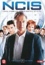 NCIS - Seizoen 5, (DVD) BILINGUAL /CAST: MARK HARMON, PAULEY PERRETTE TV SERIES, DVD