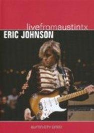 LIVE FROM AUSTIN TX NTSC/ALL REGIONS // RECORDED DECEMBER 14, 1988 DVD, ERIC JOHNSON, DVDNL