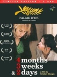4 MONTHS 3 WEEKS 2 DAYS.. PAL/REGION 2 *PALME D'OR WINNER BY CHRISTIAN MUNGIU* DVD, MOVIE, DVDUK