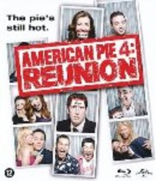 American pie reunion, (Blu-Ray) BILINGUAL // W/ JASON BIGGS, ALYSON HANNIGAN MOVIE, BLURAY