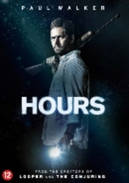 Hours, (DVD) PAL/REGION 2 // W/ PAUL WALKER, GENESIS RODRIGUEZ MOVIE, DVDNL