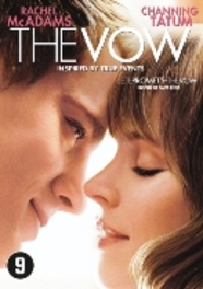 The Vow, (DVD) BILINGUAL /CAST: RACHEL MCADAMS, CHANNING TATUM MOVIE, DVDNL