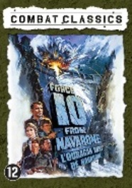 Force 10 from navarone, (DVD) BILINGUAL /CAST: HARRISON FORD, ROBERT SHAW MOVIE, DVDNL