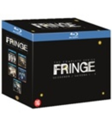 Fringe - The complete series, (Blu-Ray) .. COLLECTION - BILINGUAL TV SERIES, BLURAY