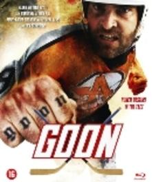 Goon, (Blu-Ray) W/ SEANN WILLIAM SCOTT, JAY BARUCHEL MOVIE, Blu-Ray
