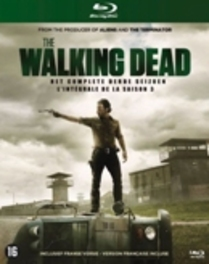 Walking dead - Seizoen 3, (Blu-Ray) TV SERIES, Blu-Ray