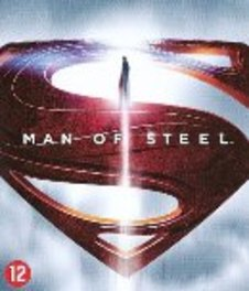 MAN OF STEEL BILINGUAL // W/ HENRY CAVILL, AMY ADAMS Nolan, Christopher, Blu-Ray