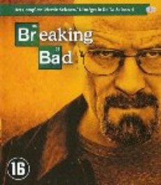 BREAKING BAD - SEASON 4 BILINGUAL /CAST: BRYAN CRANSTON TV SERIES, BLURAY