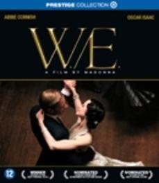 W.E., (Blu-Ray) BY MADONNA // W/ ABBIE CORNISH, ANDREA RISEBOROUGH MOVIE, BLURAY
