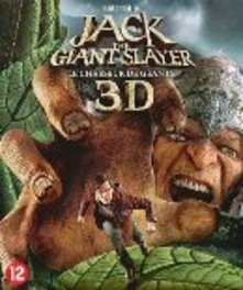 Jack the giant slayer 3D, (Blu-Ray) BILINGUAL 3D+2D// W/ NICHOLAS HOULT, EWAN MCGREGOR MOVIE, BLURAY