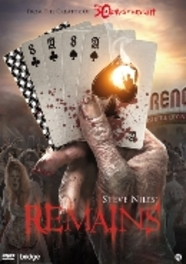 REMAINS PAL/REGION 2 // BY STEVE NILES MOVIE, DVDNL