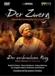 Alexander von Zemlinsky/Viktor Ullmann - Der Zwerg/Der Zerbrochene Krug (Los Angeles Opera House, 2008 )