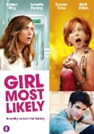 GIRL MOST LIKELY PAL/REGION 2 /W/KRISTEN WIIG,ANNETTE BENING,MATT DILLON MOVIE, DVDNL