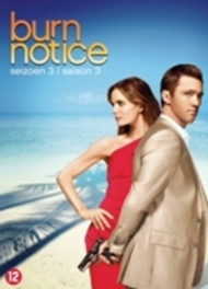 Burn Notice - Seizoen 3 (4DVD)