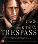 Trespass, (Blu-Ray)