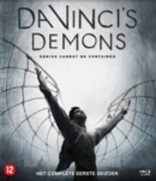 Da Vinci's Demons, seizoen 1 (3 Bluy-ray discs)