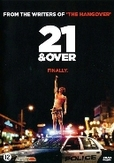 21 and over, (DVD) PAL/REGION 2 // W/ MILES TELLER, JUSTIN CHON