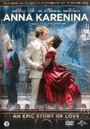 Anna Karenina, (DVD) BILINGUAL /CAST: KEIRA KNIGHTLEY, JUDE LAW Tolstoj, Lev N., DVDNL