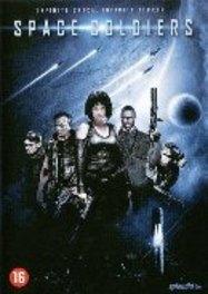 Space soldiers, (DVD) PAL/REGION 2 // W/ SEAN PATRICK FLANERY, KAITLIN RILEY MOVIE, DVDNL