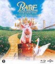 Babe 2: in de grote stad, (Blu-Ray) BILINGUAL // 'IN DE GROTE STAD' MOVIE, BLURAY