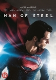 MAN OF STEEL PAL/REGION 2-BILINGUAL // W/ HENRY CAVILL, AMY ADAMS