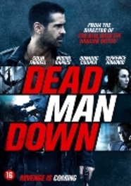 Dead man down, (DVD) CAST: COLIN FARRELL, NOOMI RAPACE MOVIE, DVDNL