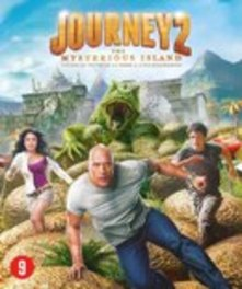 Journey 2 - The mysterious island, (Blu-Ray) BILINGUAL // W/ DWAYNE JOHNSON MOVIE, Blu-Ray