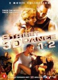 Streetdance 1 & 2, (DVD) CHARLOTTE RAMPLING, RACHEL MCDOWALL MOVIE, DVDNL
