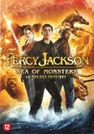 Percy Jackson - Sea of monsters, (DVD) .. OF MONSTERS - BILINGUAL Riordan, Rick, DVD