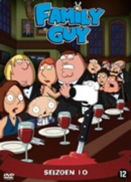 Family Guy - Seizoen 10 (3DVD)