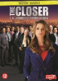Closer - Seizoen 6, (DVD) PAL/REGION 2-BILINGUAL // L.A. ENQUETES PRIORITAIRES TV SERIES, DVD