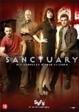 Sanctuary - Seizoen 4, (DVD)