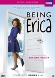 Being Erica - Seizoen 1 t/m 4 (15DVD)