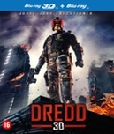 Dredd (2D+3D), (Blu-Ray)