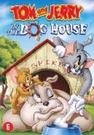 Tom & Jerry - In the dog house, (DVD) .. HOUSE - BILINGUAL CARTOON, DVDNL