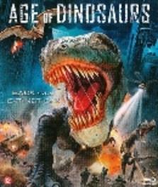 Age of dinosaurs, (Blu-Ray) PAL/REGION 2 // W/ TREAT WILLIAMS, RONNY COX MOVIE, BLURAY