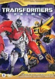 Transformers prime - Seizoen 1 dangerous ground, (DVD) BILINGUAL // *MASTERS* TV SERIES, DVD