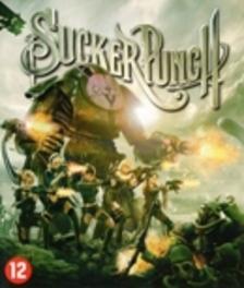 Sucker punch, (Blu-Ray) W/ EMILY BROWNING, VANESSA HUDGENS MOVIE, BLURAY