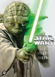 Star wars prequel trilogy, (DVD) BILINGUAL - PREQUEL TRILOGY MOVIE, DVDNL