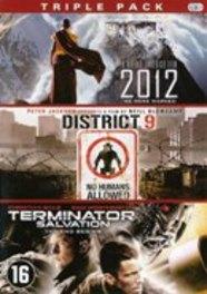 2012 / District 9 / Terminator 4 - Salvation