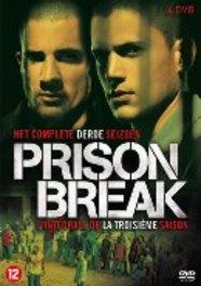 Prison Break - Seizoen 3 (4DVD)