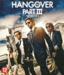 HANGOVER 3 BILINGUAL // W/ BRADLEY COOPER MOVIE, BLURAY