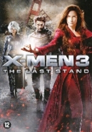 X-men 3 - The last stand, (DVD) CAST: HALLE BERRY, HUGH JACKMAN MOVIE, DVDNL