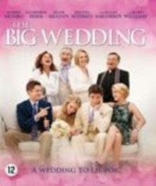 The Big Wedding (Blu-ray)