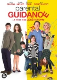 Parental guidance, (DVD) PAL/REGION 2-BILINGUAL // W/BILLY CRYSTAL,BETTE MIDLER MOVIE, DVDNL