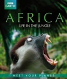 Africa - Life in the jungle, (Blu-Ray) ALL REGIONS DOCUMENTARY/BBC EARTH, Blu-Ray