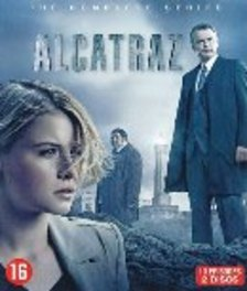 Alcatraz - The complete series, (Blu-Ray) BY J.J.ABRAMS W/ JORGE GARCIA & SAM NEIL TV SERIES, BLURAY
