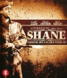 Shane, (Blu-Ray) MOVIE, Blu-Ray
