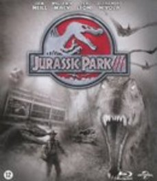 Jurassic park 3, (Blu-Ray) BILINGUAL // W/SAM NEILL, TEA LEONI MOVIE, Blu-Ray