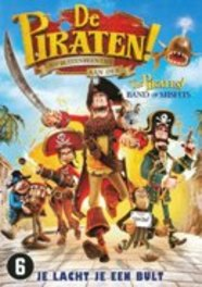 The Pirates! Alle Buitenbeentjes aan Dek (DVD)